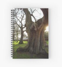 Greenwich - England Spiral Notebook