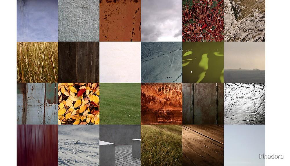 colors by irinadora
