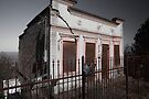 Old Town Jerome Arizona by photosbyflood