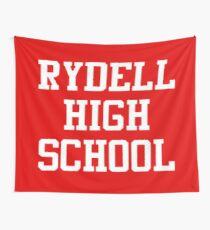 Rydell High School Wandbehang