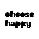 «Elige feliz» de Claire Chesnut