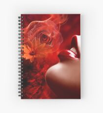 Wild Fruit Spiral Notebook