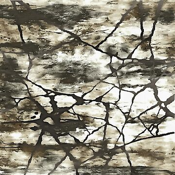 Fractured Gray Marble by taiche