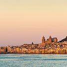 Cefalu, Sicily, Italy by Neville Jones