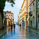 Split, Croatia by Neville Jones