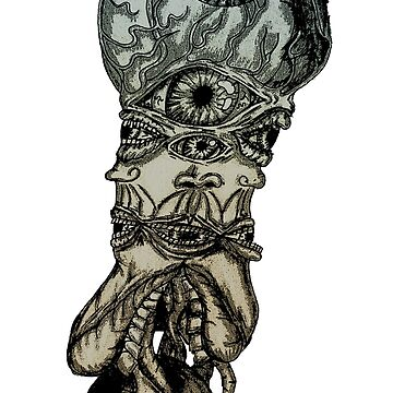 Eye Doll by AlexanderFox