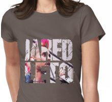 Jared Leto 30 seconds to mars Womens Fitted T-Shirt