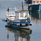 The Little Boat in the Harbour by kalaryder