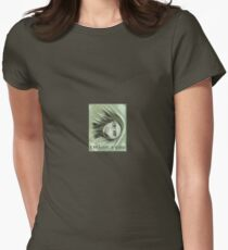 I'm like a bird.... Womens Fitted T-Shirt