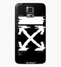 Arrows Temperature Glitch (Dark) - Case/Skin for Samsung Galaxy