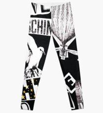Magaly Cuevas Moschino Spring Fashion Leggings