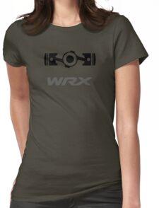 WRX Flat Womens Fitted T-Shirt