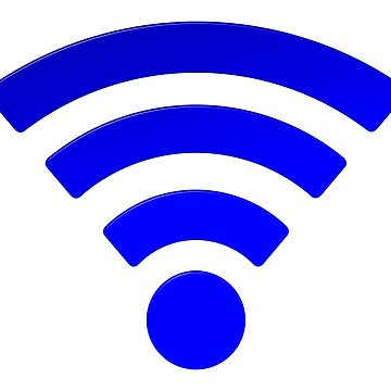 WiFi Signal Logo by MarkUK97