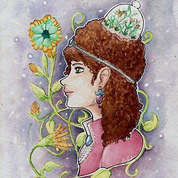 Iris by woaarts