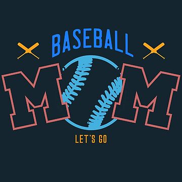 Basebal Mom by mbiymbiy