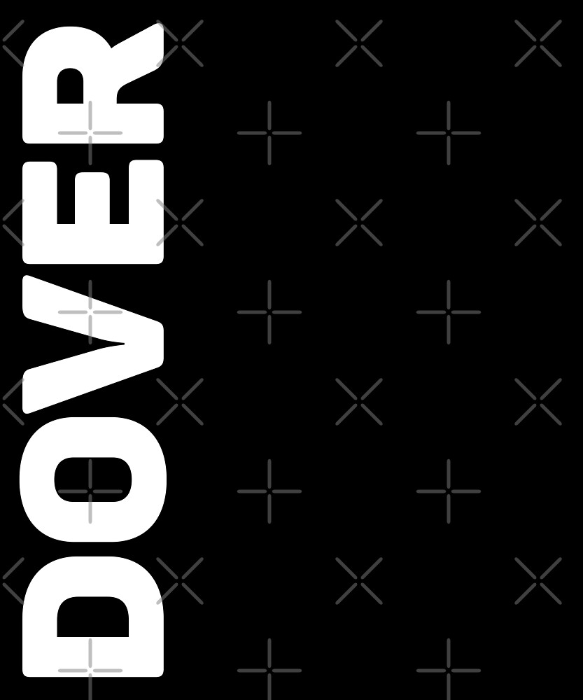 Dover T-Shirt by designkitsch