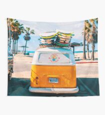 Tela decorativa VW Van quality Calidad HQ (Surf - Playa)