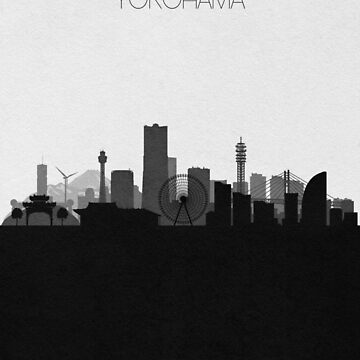Travel Posters | Destination: Yokohama by geekmywall