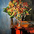 The Glass Vase by JolanteHesse