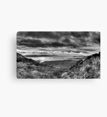 Bantry bay from Sugarloaf Canvas Print