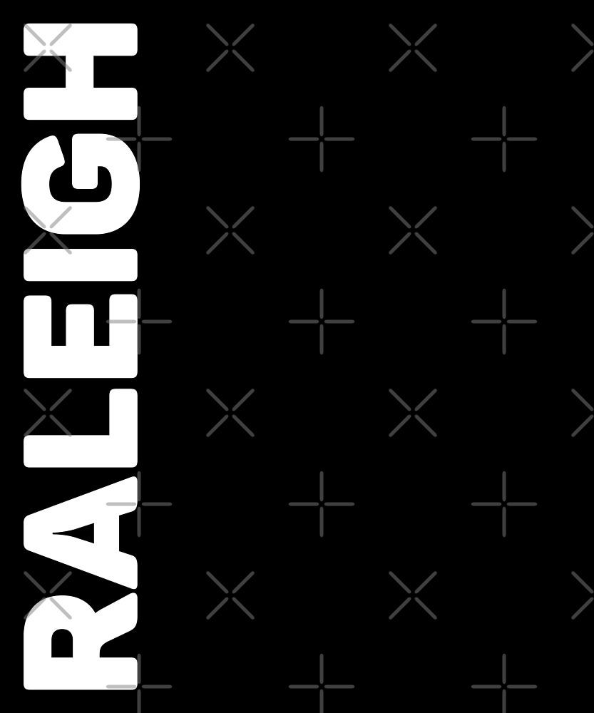 Raleigh T-Shirt by designkitsch