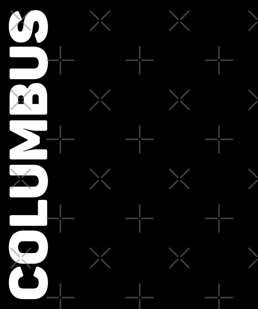 Columbus T-Shirt by designkitsch