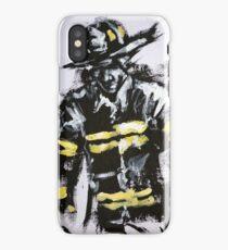 Firefighting iPhone Case