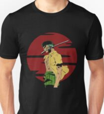 The Swordsman Of The Straw Hat Crew Unisex T-Shirt
