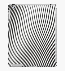 WAVE (BLACK) Vinilo o funda para iPad