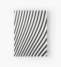 WAVE (BLACK) Cuaderno de tapa dura