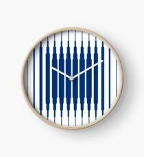 SQUARE LINE (BLUE) Reloj