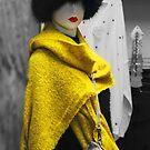 Mannequin in Yellow by Graham Geldard
