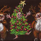 Kindergarden Christmas Pageant by Sandy Taylor