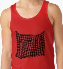 COME INSIDE (BLACK) Camiseta de tirantes