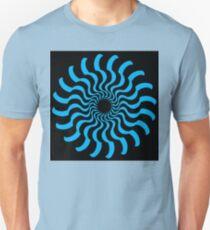 EYE 2 (BLUE) Camiseta ajustada