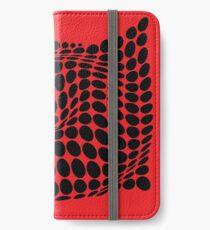 COME INSIDE (RED/BLACK) Vinilo o funda para iPhone