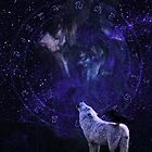 Wolf magic by Sofie Pettersson