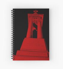 Remembrance Day around Mount Gambier 5 Spiral Notebook