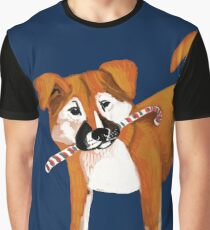 Puppy Christmas!! Graphic T-Shirt