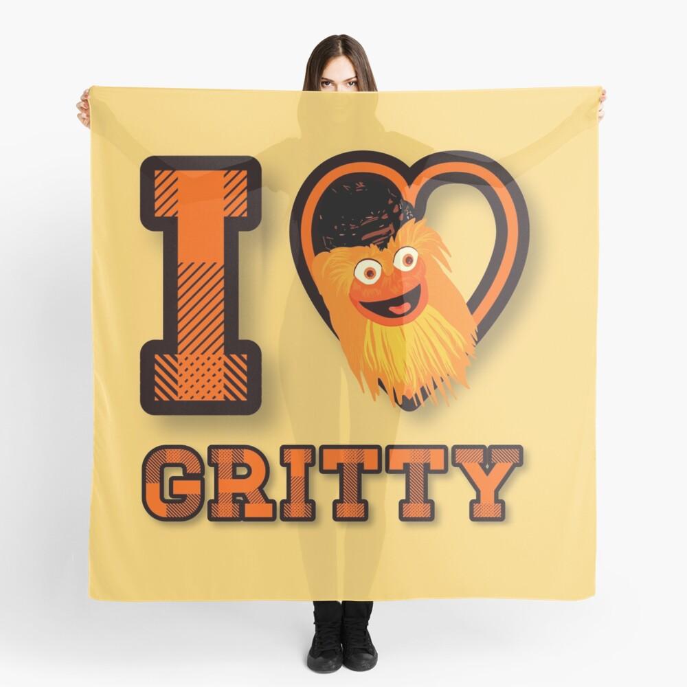 Amo a Gritty Pañuelo