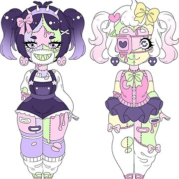 Ghoul Girls 1 by ghoulkiss