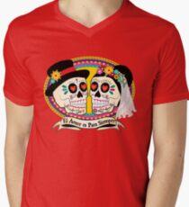 Los Novios (Spanish) Mens V-Neck T-Shirt