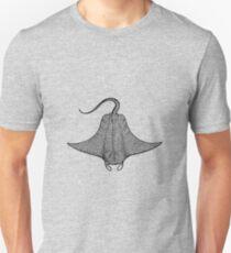 Manta Ray Unisex T-Shirt