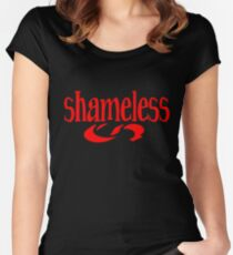 Shameless Women's Fitted Scoop T-Shirt