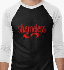 Shameless Men's Baseball ¾ T-Shirt
