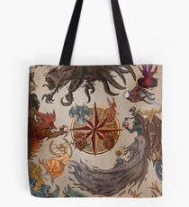 Path of Exile Poster Tote Bag