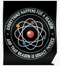 Physik Forschung  Poster