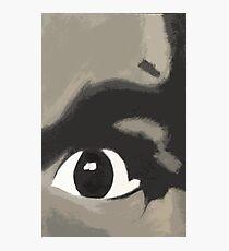 Eye Of Charlie Photographic Print