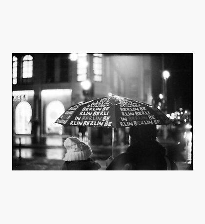 Berlin Night Photographic Print