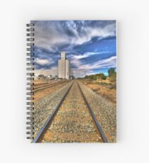 Tammin Spiral Notebook
